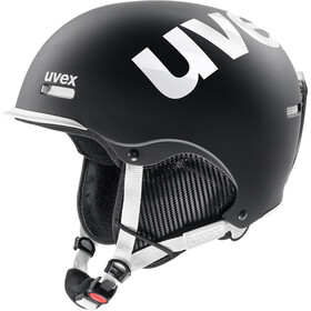 UVEX hlmt 50 Casco, black-white mat